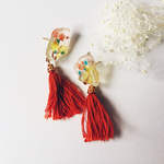 kouseki tassel(orange)