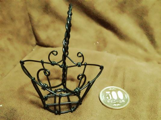 ミニ)ワイヤー 籠