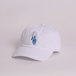 Mt. CAP<EVEREST> WHITE×BLUE