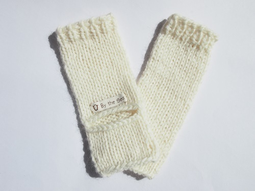 Hand Knit ヨガソックス