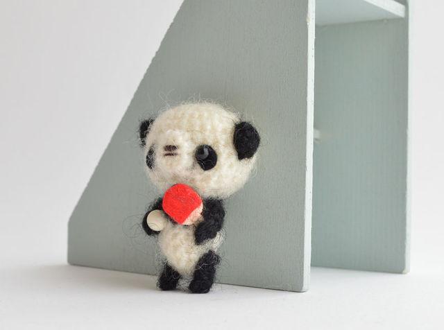 卓球パンダ