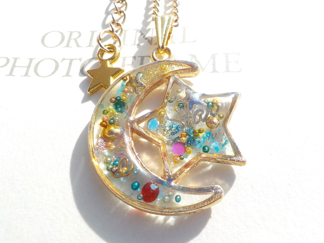 SOLD OUT Moon Star  ネックレス