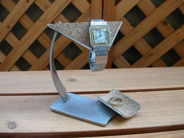 腕時計スタンド バーデザインデスク腕時計スタンド ak-design