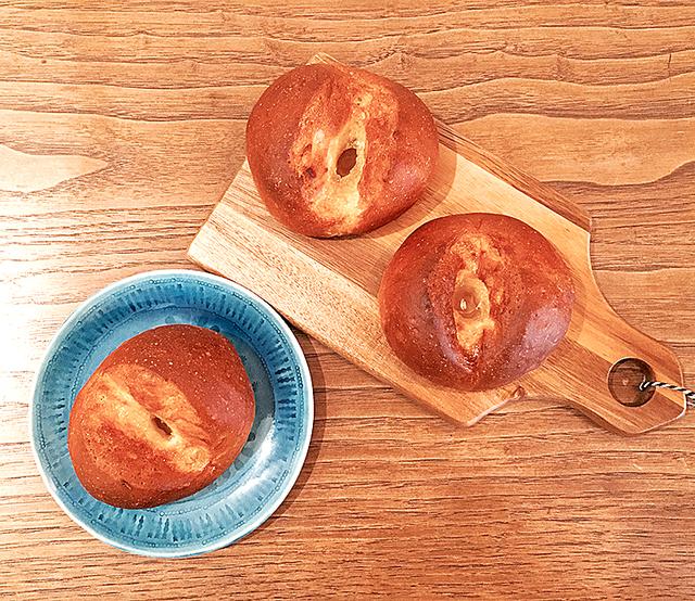 はちみつパン 3個セット 国産小麦の人気パン