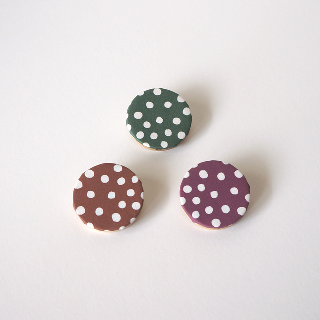 rondo brooch - dot �� ���������꡼�� ...