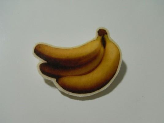 しょくぶつバッジ(バナナ)