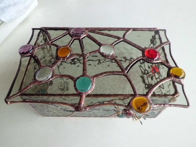 蜘蛛の巣BOX