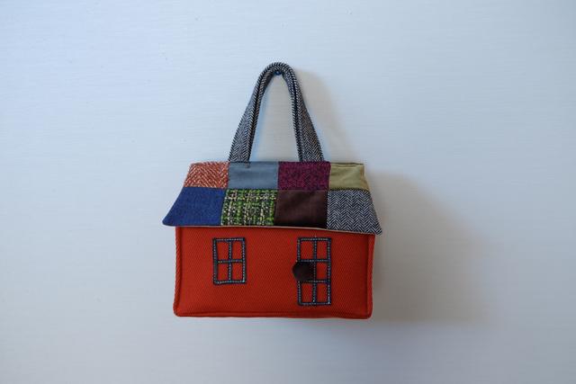 OUCHI box bag S ��������iroiromix����
