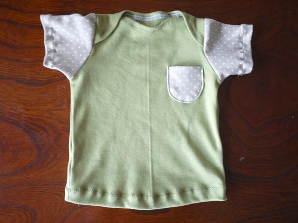 若草色に包まれて Tシャツ80センチ用