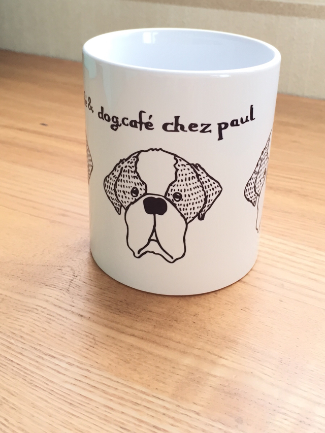 セントバーナード マグカップ