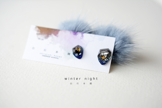 winter night(�ԥ���/�쥸�󥢥������꡼)