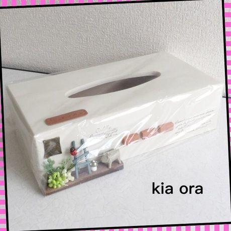 【kanon様お取り置き作品】35 ティッシュBOX