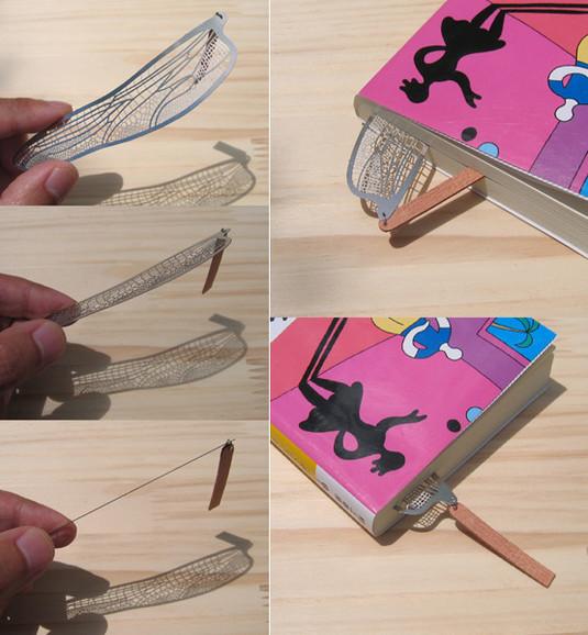 cometman 繊細 トンボの羽 ブックマーク