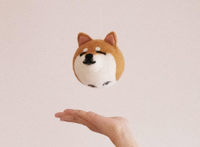 Shiba ball -茶柴-