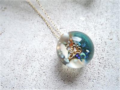 Seascape Necklace  J