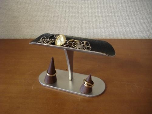 プレゼントに! ネックレス、イヤリング、ピアス等アクセサリー収納、ディスプレイスタンド  指輪スタンド未固定 ak-design