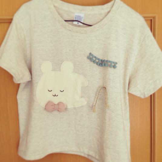 すやすやぷにのTシャツ