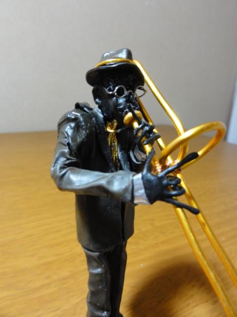 jazz・・・バランス人形 ヤジロベー トロンボーン 01