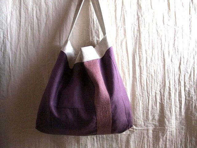 itoiro bag (purple)