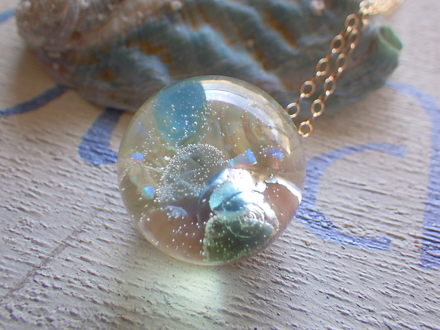 Seascapes Necklace  e