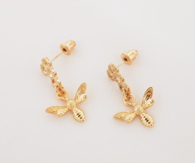 Honeybeeピアス