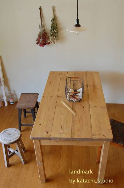 Pure Pine table 12*7