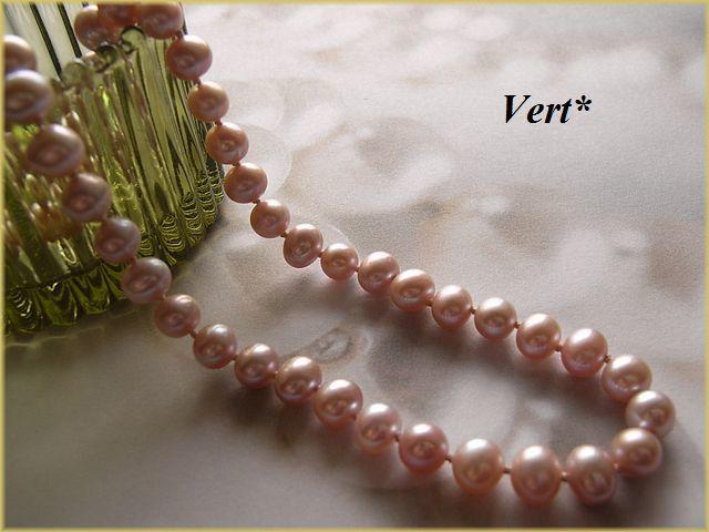 Vert* 【SV925】 ラベンダーピンクポテ...