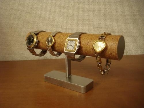 腕時計ケース!4本掛け腕時計スタンド スタンダード