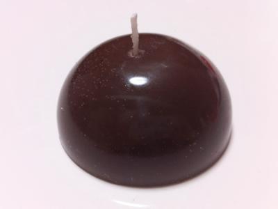 カービングキャンドル【チョコレート】