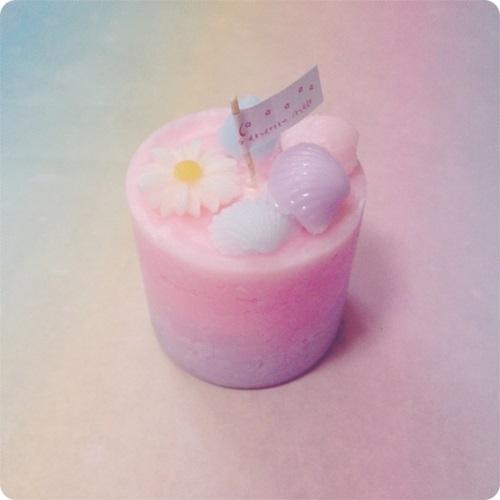 Sea candle