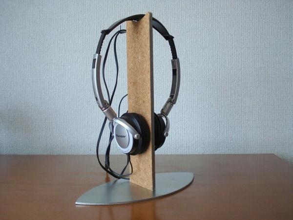ヘッドフォンスタンド   ak-design