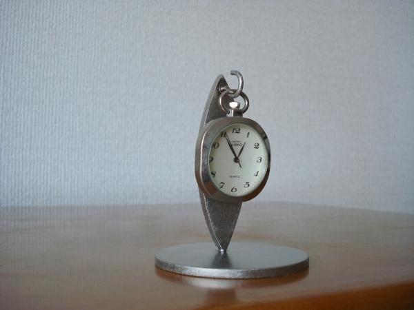 リーフデザイン懐中時計スタンド   ak-design