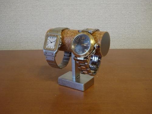 時計スタンド 丸パイプチビ腕時計スタンド   ak-design