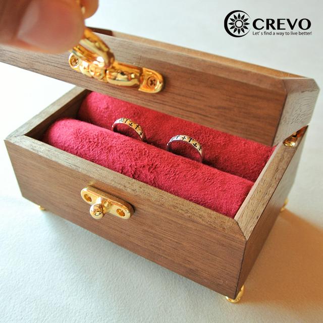木製 リングケース 【RINGcase】 指輪ケース