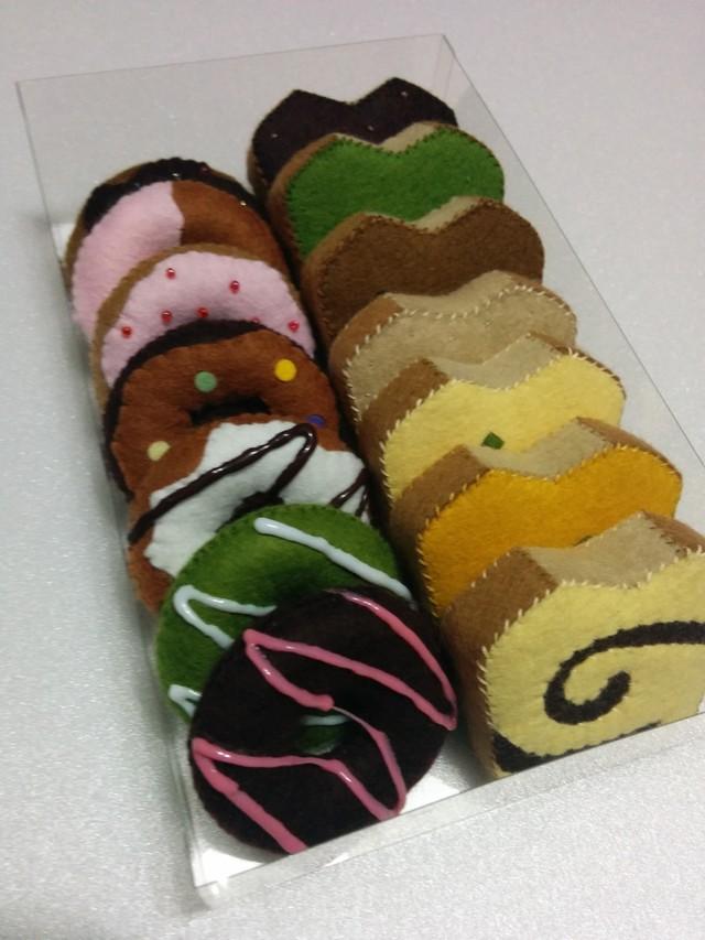 再販 ☆彡.ドーナツ&パウンドケーキ