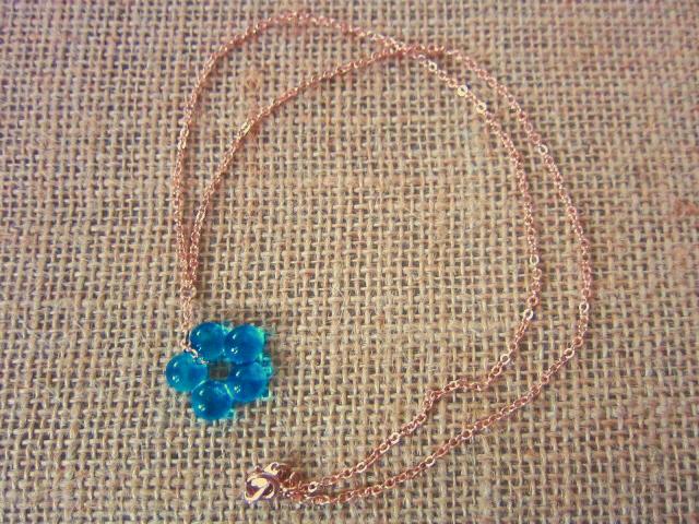 水の花【ネックレス】