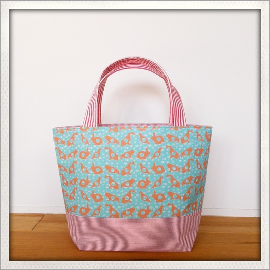 tote bag 【animal】