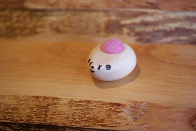 羊毛ピンクッション 【針山】 はりねず...