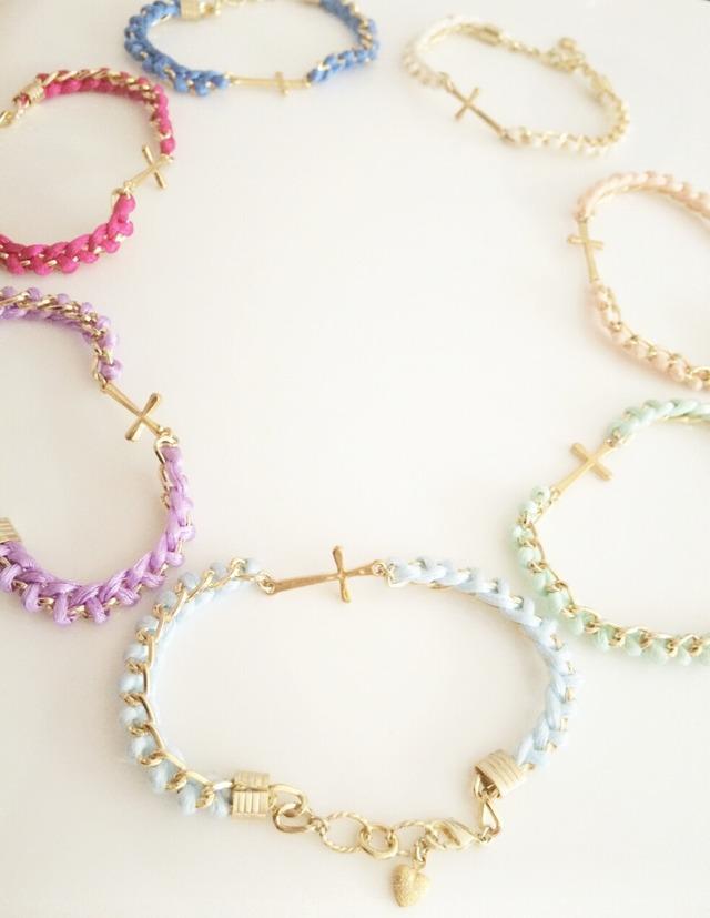 satincord bracelet?全7色?