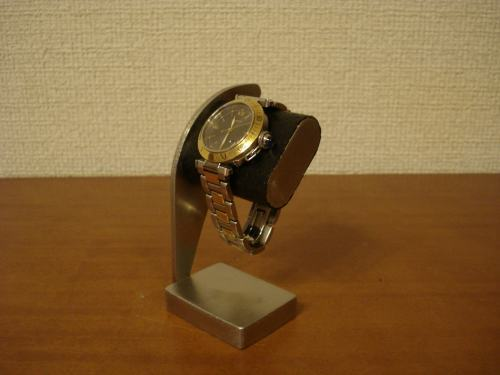 腕時計スタンド ブラックデスク腕時計スタンド  ak-design