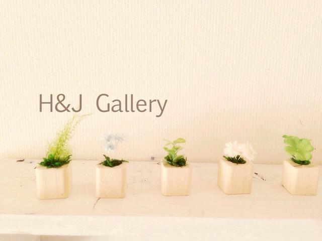 ◎更に小さな植木鉢 ナチュラル3個セット