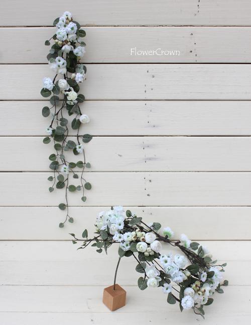 花かんむり +ホワイト+ #34#