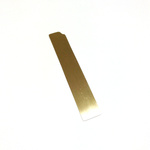 Brass Bookmarker