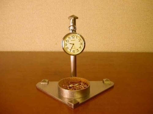 クリスマスプレゼントに! デザイン懐中時計スタンド  ak-design