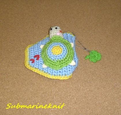 亀のパターカバーkamejiro74様オーダー品