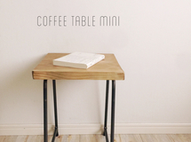 coffee table mini