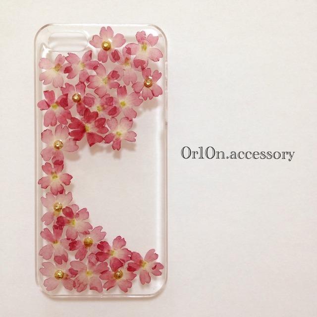 iphone5/5sケース【heart】