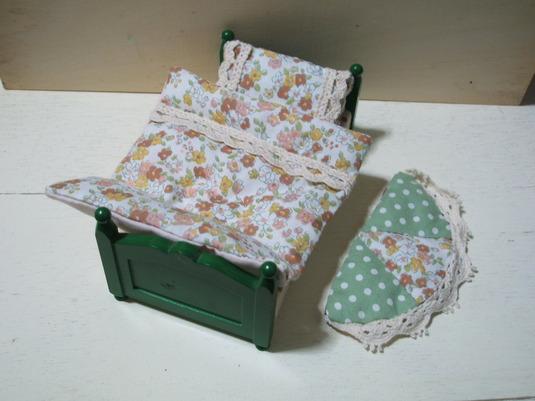 お人形の寝具3点セット
