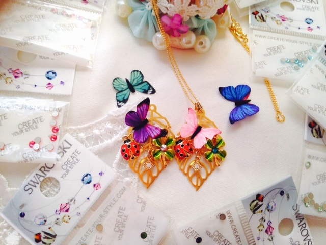 Thank U!Sold Out!☆送料無料(-4/30)☆The Garden Of Eden-Wish☆Necklace^-^