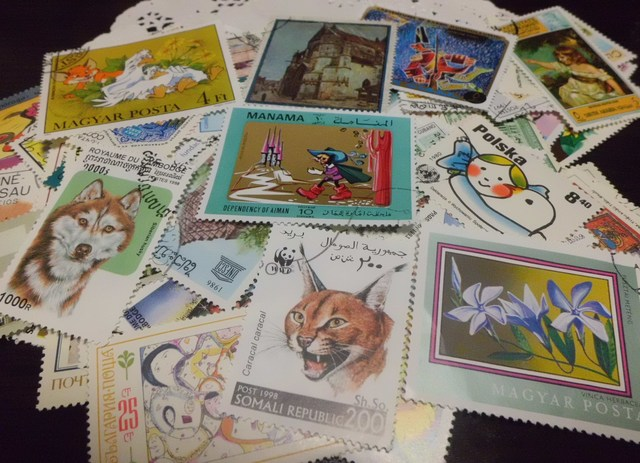 海外古切手20枚セット